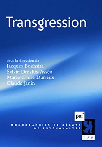 transgression: Bouhsira, Jacques