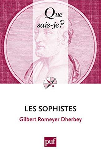 9782130576402: Les sophistes