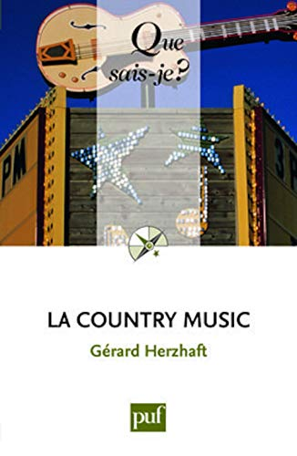 9782130576853: La country music (French Edition)