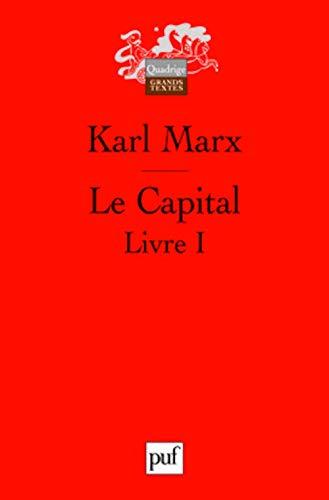 9782130576891: Le Capital. Livre I