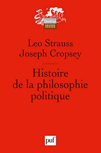 9782130576914: Histoire de la philosophie politique