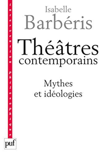 Théâtres contemporains: Barbéris, Isabelle
