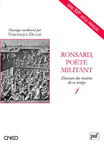 9782130578406: Ronsard, poète militant (French Edition)