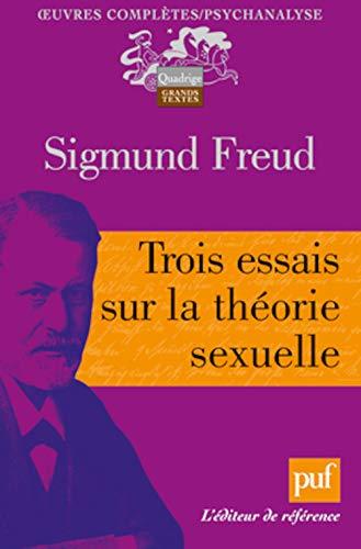 9782130579533: Trois essais sur la théorie sexuelle
