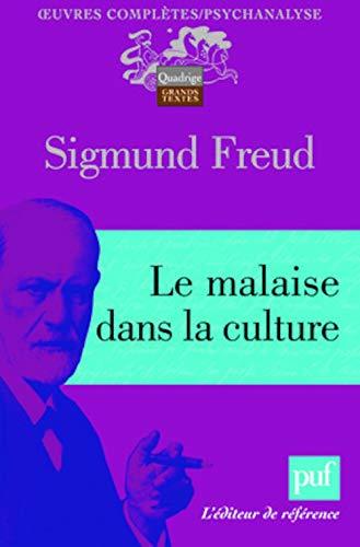 9782130579779: Le malaise dans la culture (French Edition)