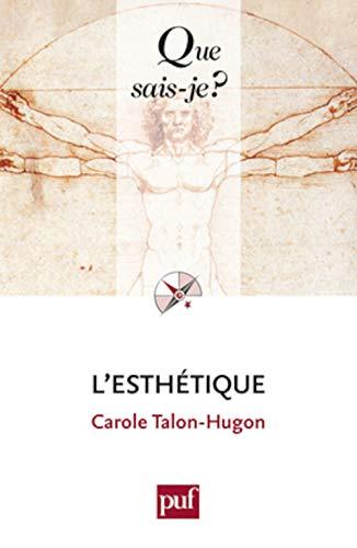 9782130581314: L'esthétique (French Edition)