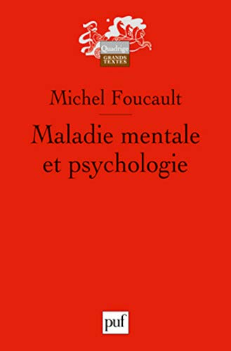 9782130582595: Maladie mentale et psychologie