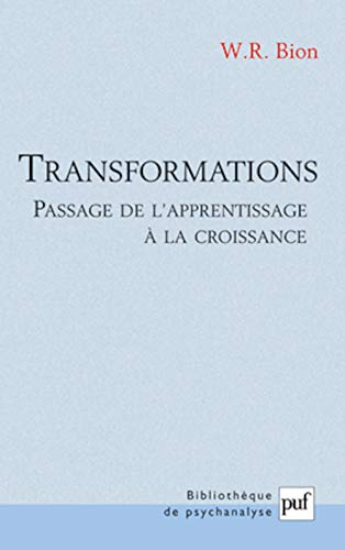 9782130584780: Transformations (French Edition)
