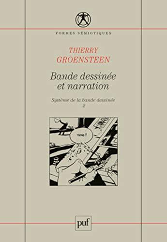 Bande dessinée et narration: Groensteen, Thierry