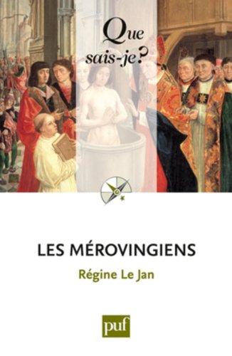 9782130585176: Les Mérovingiens
