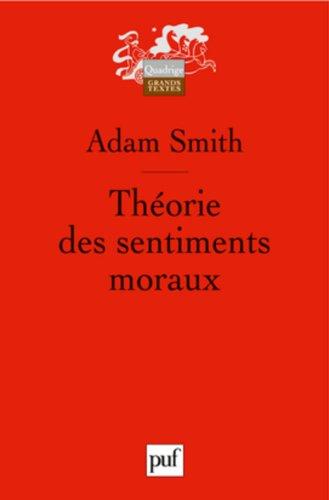 9782130586081: Théorie des sentiments moraux (French Edition)