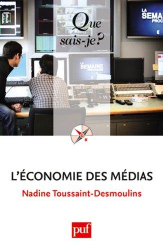 9782130586111: L'économie des médias