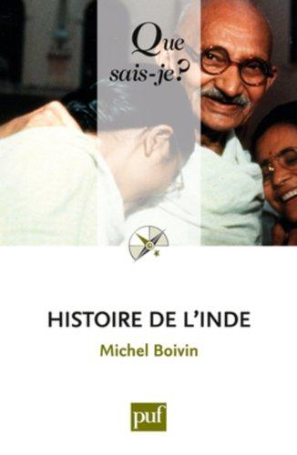 9782130586494: Histoire de l'Inde (Que sais-je ?)
