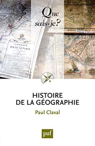 9782130586524: Histoire de la géographie