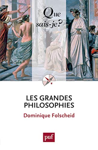 9782130586562: Les grandes philosophies (French Edition)