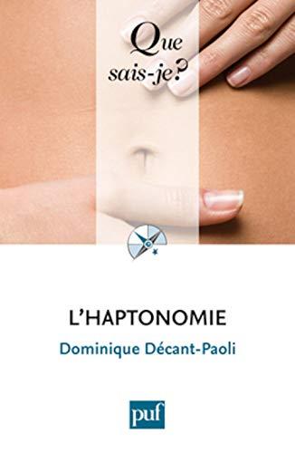 9782130586586: L'haptonomie