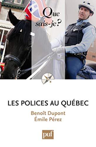 9782130586838: Les polices au Québec