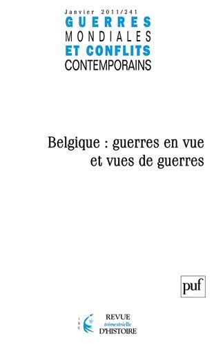 9782130587170: guerres mondiales et conflits comtemporains 2009 n 241 belgique
