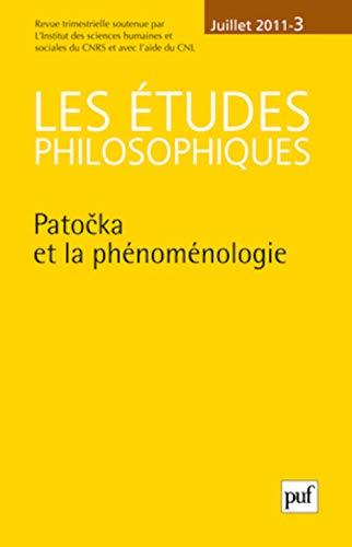 9782130587255: Etudes philosophiques 2011 - N� 3