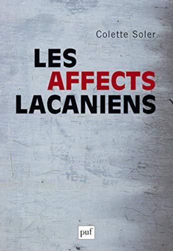 LES AFFECTS LACANIENS: SOLER COLETTE