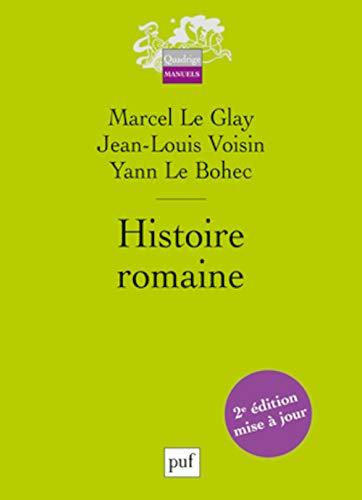 9782130589105: Histoire romaine