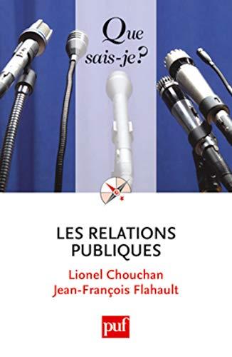 9782130589525: Les relations publiques