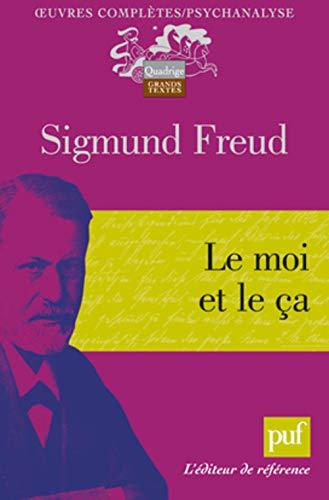 9782130590064: Le moi et le ça (Quadrige Grands textes)