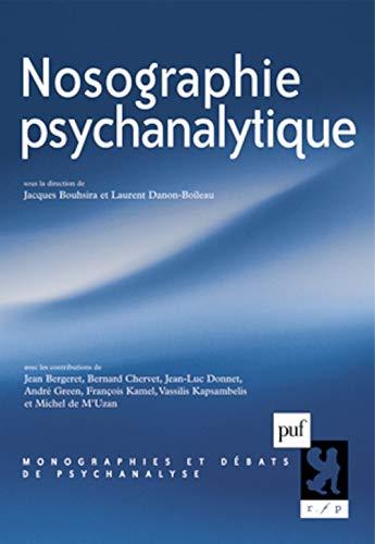 nosographie psychanalytique: Jacques Bouhsira