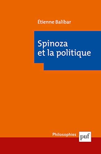 9782130591153: Spinoza et la politique (4e édition)