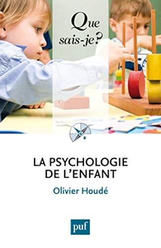 9782130591597: La psychologie de l'enfant (French Edition)