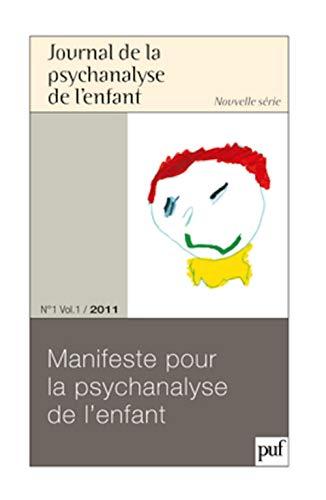 Journal de la psychanalyse de l'enfant -