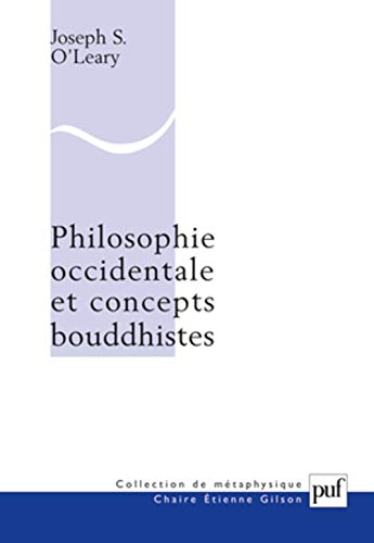 9782130593096: Philosophie occidentale et concepts bouddhistes