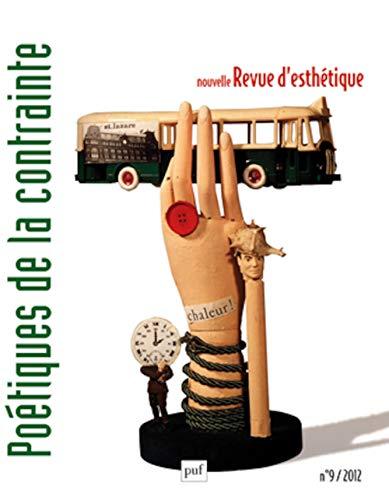 9782130593669: Nouvelle revue d'esthétique 2012 n° 9