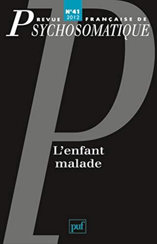 revue francaise de psychosomatique 2012 n 41.: Monique Labrune