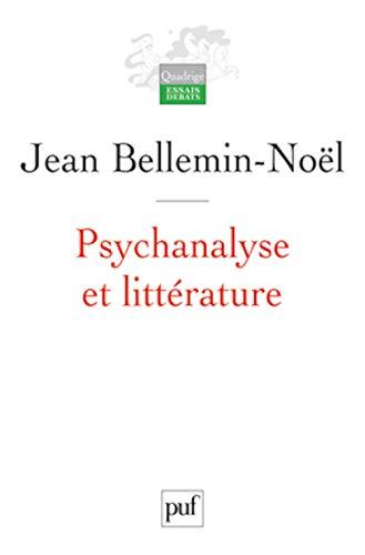 9782130594659: psychanalyse et littérature (2e édition)