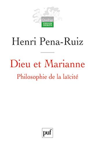 9782130594666: Dieu et Marianne - Philosophie de la laïcité