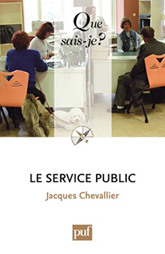 9782130595045: le service public (9e édition)