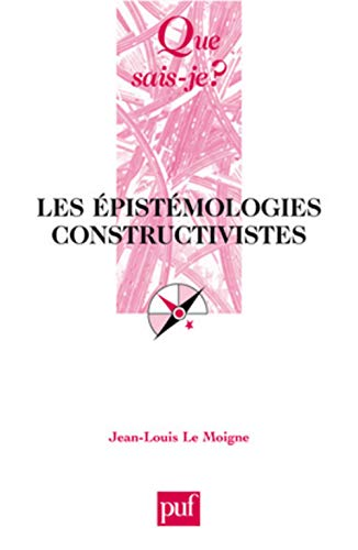 9782130606819: les epistemologies constructivistes (4ed) qsj 2969