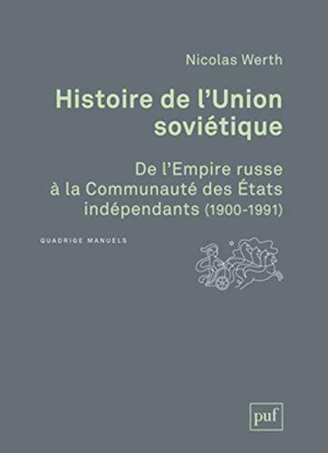 Histoire de l'Union soviétique: Werth, Nicolas