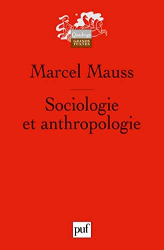 9782130608806: Sociologie et anthropologie (13e édition)