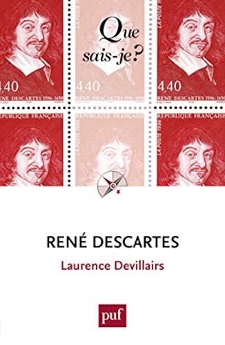 9782130609001: René Descartes (Que sais-je ?)
