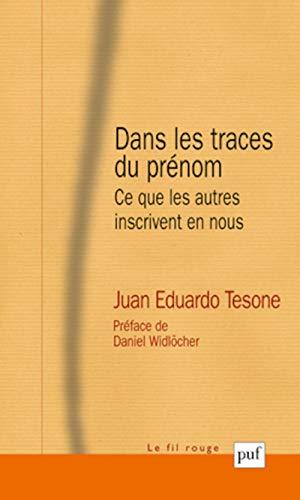 Dans les traces du prénom: Tesone, Juan Eduardo