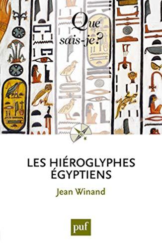 Hiéroglyphes égyptiens (Les): Winand, Jean