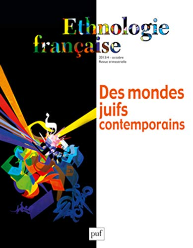 Revue Ethnologie française 2013, no 04: Collectif