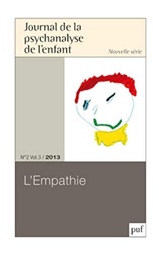 Journal de la psychanalyse de l'enfant 2013, no 02: Collectif