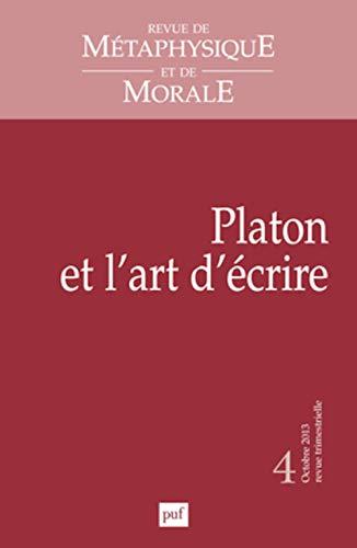 Revue métaphysique et morale 2013, no 04: Collectif