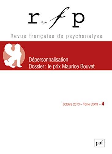 Revue française de psychanalyse 2013 tome 77 n°4: Béatrice Ithier
