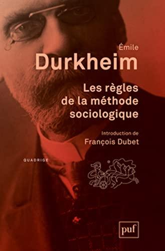 9782130619000: Les règles de la méthode sociologique