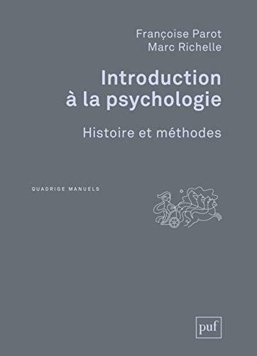 9782130619802: Introduction à la psychologie