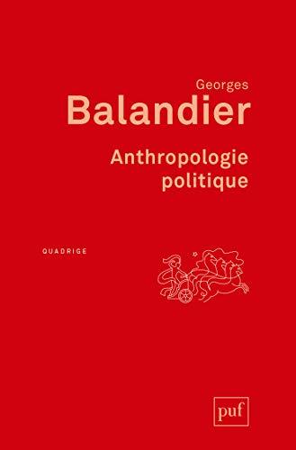 9782130620600: Anthropologie politique (6e édition)